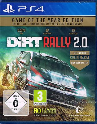 Einfach und sicher online bestellen: Dirt Rally 2.0 GOTY in Österreich kaufen.