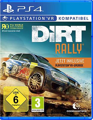 Einfach und sicher online bestellen: Dirt Rally + VR Upgrade in Österreich kaufen.