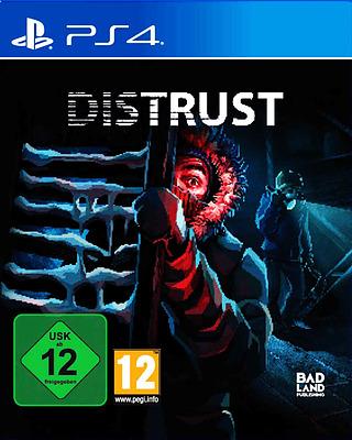 Einfach und sicher online bestellen: Distrust (PEGI) in Österreich kaufen.