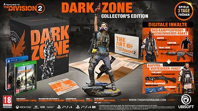 Einfach und sicher online bestellen: Tom Clancys The Division 2 Dark Zone Edition in Österreich kaufen.