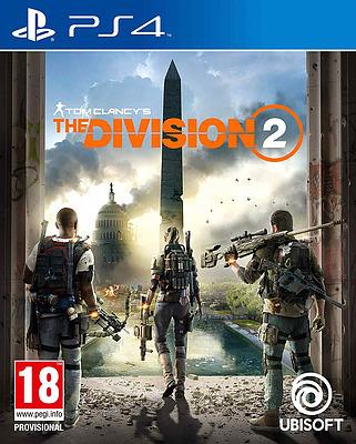 Einfach und sicher online bestellen: Tom Clancys The Division 2 (PEGI) in Österreich kaufen.