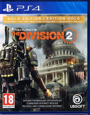Einfach und sicher online bestellen: Tom Clancys The Division 2 Gold Edition in Österreich kaufen.