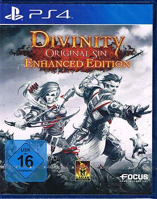 Einfach und sicher online bestellen: Divinity: Original Sin Enhanced Edition (AT) in Österreich kaufen.