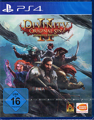 Einfach und sicher online bestellen: Divinity: Original Sin 2 Definitive Edition in Österreich kaufen.