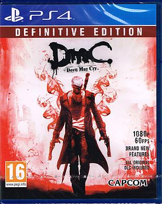Einfach und sicher online bestellen: DmC Devil May Cry Definitive Edition (PEGI) in Österreich kaufen.