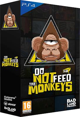 Einfach und sicher online bestellen: Do not Feed the Monkeys Collectors Edition (PEGI) in Österreich kaufen.