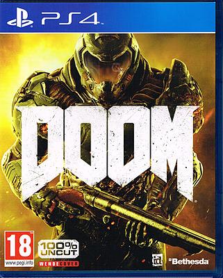 Einfach und sicher online bestellen: DOOM D1 Edition (AT-PEGI) in Österreich kaufen.