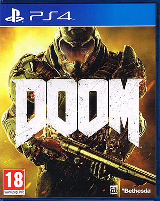 Einfach und sicher online bestellen: DOOM D1 Edition + 4 DLCs (EU-Import) in Österreich kaufen.