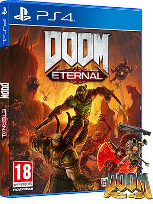 Einfach und sicher online bestellen: DOOM Eternal Day 1 + 4 Boni (AT-PEGI) in Österreich kaufen.