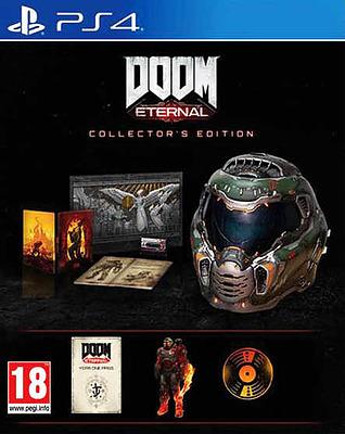 Einfach und sicher online bestellen: DOOM Eternal Collectors Edition mit 12 Boni in Österreich kaufen.