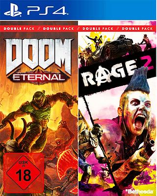 Einfach und sicher online bestellen: DOOM Eternal + Rage 2 in Österreich kaufen.