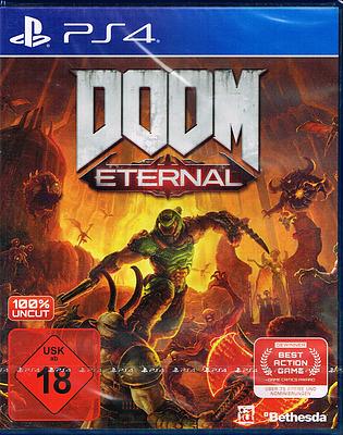 Einfach und sicher online bestellen: DOOM Eternal in Österreich kaufen.