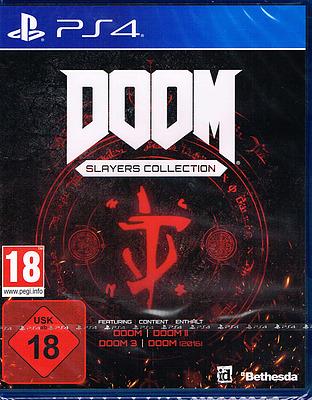 Einfach und sicher online bestellen: DOOM Slayers Collection in Österreich kaufen.