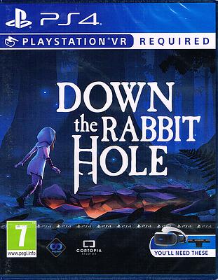 Einfach und sicher online bestellen: Down the Rabbit Hole (PEGI) in Österreich kaufen.