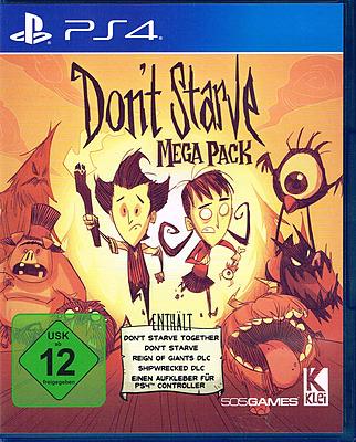 Einfach und sicher online bestellen: Don't Starve Megapack in Österreich kaufen.