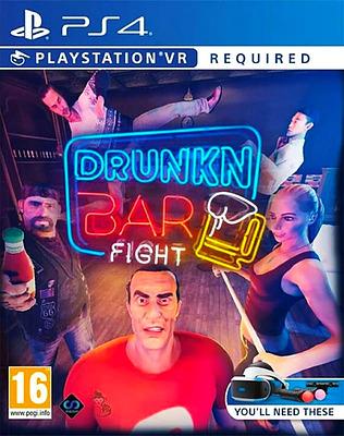 Einfach und sicher online bestellen: Drunkn Bar Fight in Österreich kaufen.