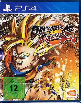 Einfach und sicher online bestellen: Dragon Ball FighterZ (AT-PEGI) in Österreich kaufen.