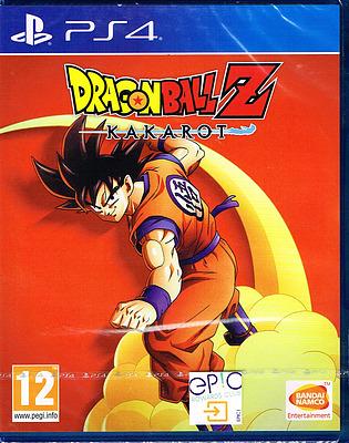 Einfach und sicher online bestellen: Dragon Ball Z: Kakarot (AT-PEGI) in Österreich kaufen.