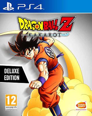 Einfach und sicher online bestellen: Dragon Ball Z: Kakarot DeLuxe Edition (PEGI) in Österreich kaufen.