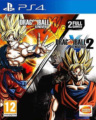Einfach und sicher online bestellen: Dragon Ball Xenoverse & Xenoverse 2 in Österreich kaufen.