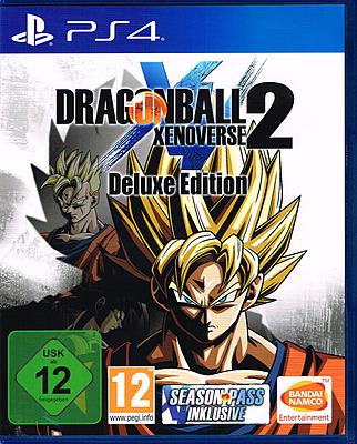 Einfach und sicher online bestellen: Dragon Ball Xenoverse 2 Deluxe Edition in Österreich kaufen.