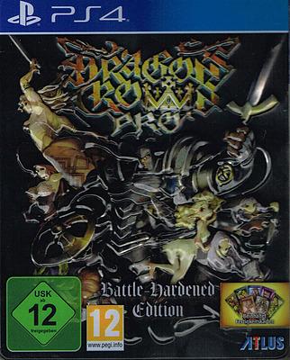 Einfach und sicher online bestellen: Dragons Crown Pro - Battle Hardened Edition in Österreich kaufen.
