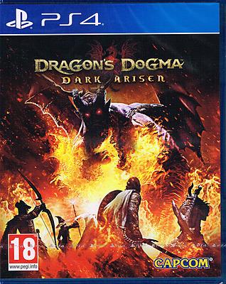 Einfach und sicher online bestellen: Dragons Dogma Dark Arisen HD (AT-PEGI) in Österreich kaufen.