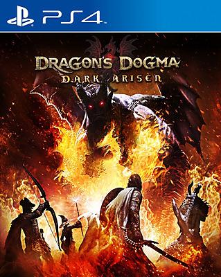 Einfach und sicher online bestellen: Dragons Dogma Dark Arisen HD (PEGI) in Österreich kaufen.