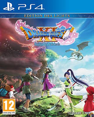 Einfach und sicher online bestellen: Dragon Quest 11: Streiter des Schicksals (AT-PEGI) in Österreich kaufen.