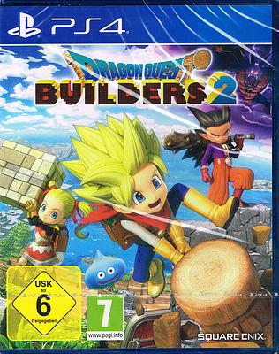 Einfach und sicher online bestellen: Dragon Quest Builders 2 + 2 Boni in Österreich kaufen.