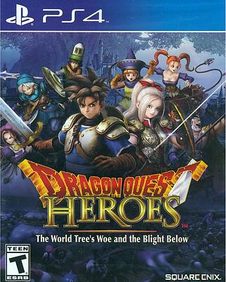 Einfach und sicher online bestellen: Dragon Quest - Heroes (US-Import) in Österreich kaufen.