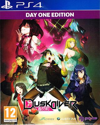 Einfach und sicher online bestellen: Dusk Diver Day One Edition (AT-PEGI) in Österreich kaufen.