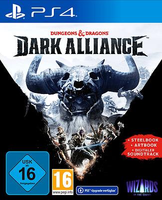 Einfach und sicher online bestellen: Dungeons & Dragons: Dark Alliance Steelbook Edi. in Österreich kaufen.