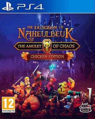 Einfach und sicher online bestellen: The Dungeon of Naheulbeuk: The Amulet of Chaos in Österreich kaufen.
