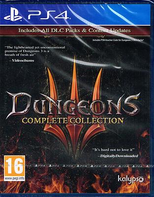 Einfach und sicher online bestellen: Dungeons 3 Complete Collection (PEGI) in Österreich kaufen.