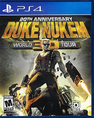 Einfach und sicher online bestellen: Duke Nukem 3D: 20th Anniversary World Tour (US) in Österreich kaufen.