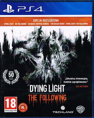 Einfach und sicher online bestellen: Dying Light: The Following Enhanced Edition (PEGI) in Österreich kaufen.