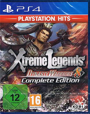 Einfach und sicher online bestellen: Dynasty Warriors 8 Xtreme Legends Complete Edition in Österreich kaufen.
