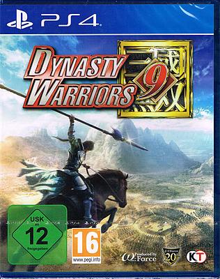 Einfach und sicher online bestellen: Dynasty Warriors 9 in Österreich kaufen.