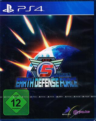 Einfach und sicher online bestellen: Earth Defense Force 5 in Österreich kaufen.