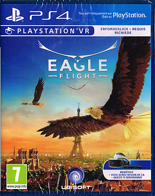 Einfach und sicher online bestellen: Eagle Flight VR (AT-PEGI) in Österreich kaufen.