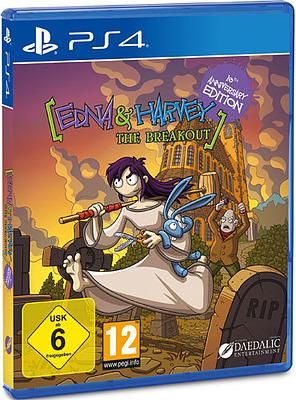 Einfach und sicher online bestellen: Edna & Harvey: The Breakout in Österreich kaufen.