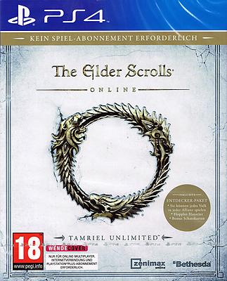Einfach und sicher online bestellen: The Elder Scrolls Online Tamriel Unlimited (AT) in Österreich kaufen.
