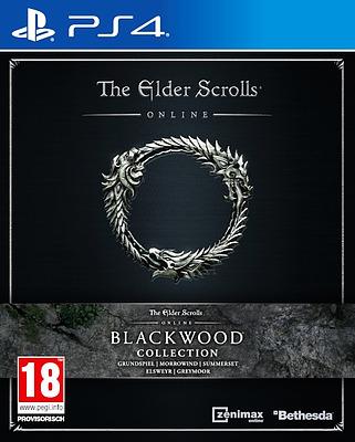 Einfach und sicher online bestellen: The Elder Scrolls Online Collection Blackwood in Österreich kaufen.