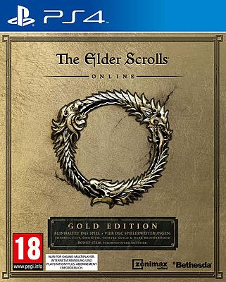 Einfach und sicher online bestellen: The Elder Scrolls Online: Gold Edition in Österreich kaufen.