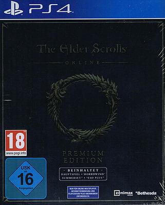 Einfach und sicher online bestellen: The Elder Scrolls Online: Premium Edition in Österreich kaufen.