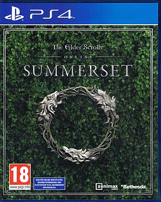 Einfach und sicher online bestellen: The Elder Scrolls Online: Summerset (AT-PEGI) in Österreich kaufen.