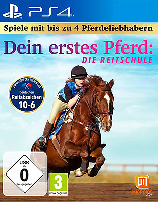 Einfach und sicher online bestellen: Dein erstes Pferd: Die Reitschule in Österreich kaufen.