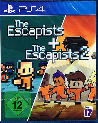 Einfach und sicher online bestellen: The Escapists + The Escapists 2 Double Pack in Österreich kaufen.