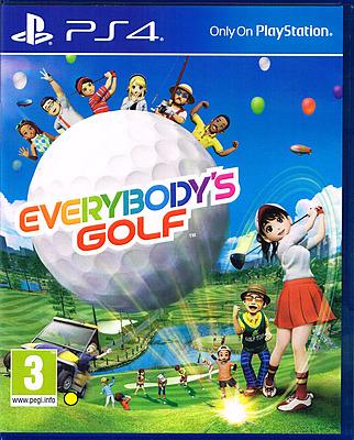 Einfach und sicher online bestellen: Everybodys Golf (EU-Import) in Österreich kaufen.